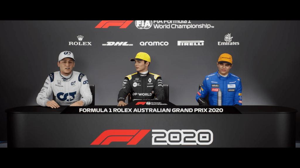F1_2021_0006 Mon avis sur F1 2021 - Devient-il la référence de la licence??