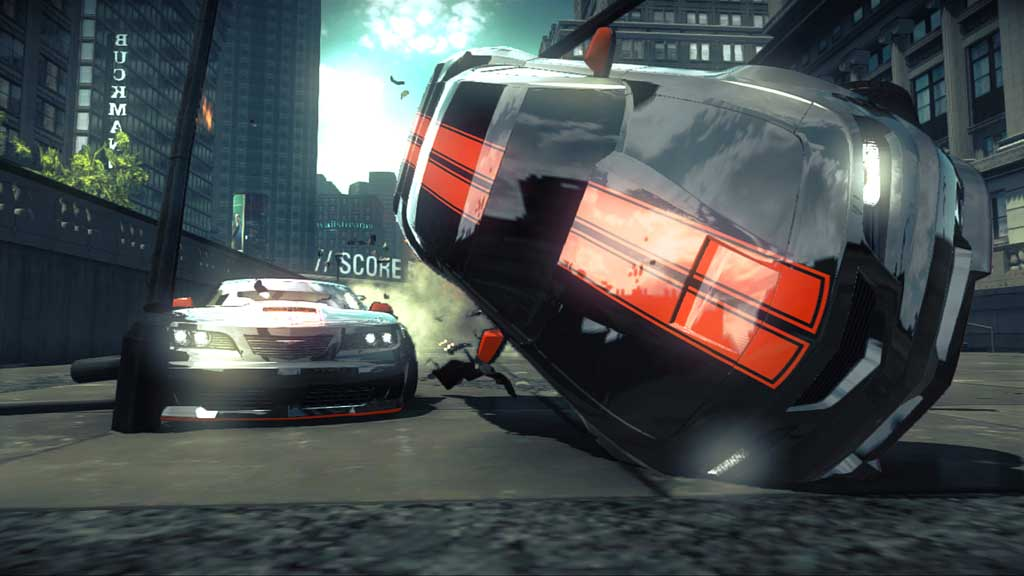 Ridge Racer Unbounded Demo