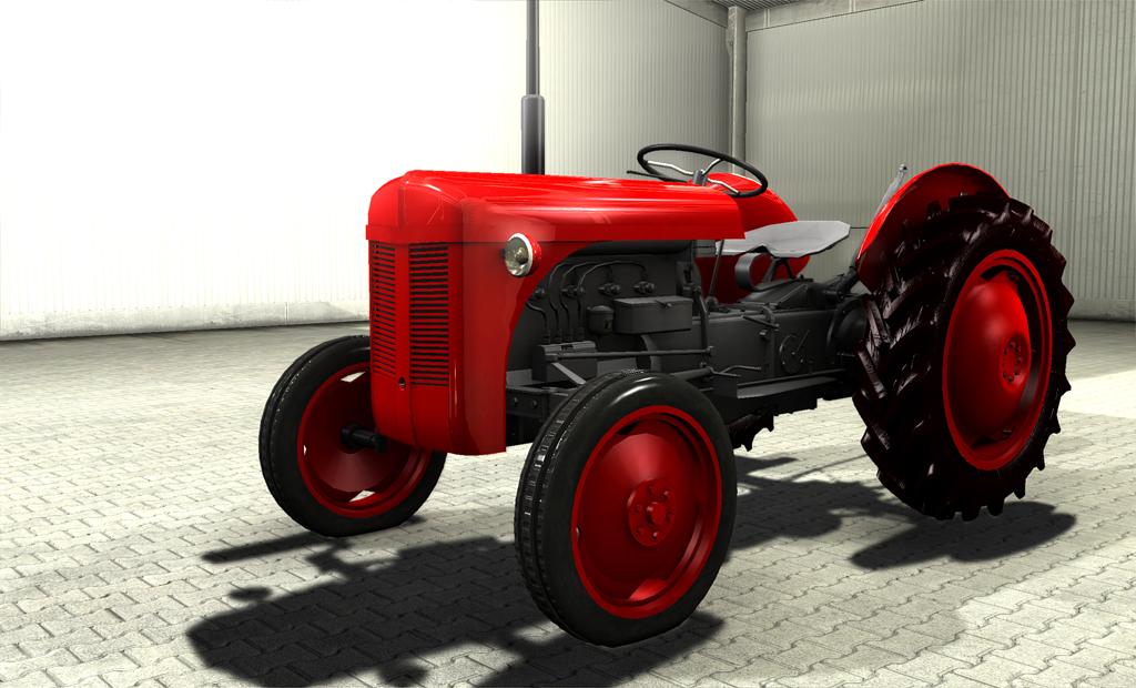 Im Agrar-Simulator bald alte Trekker fahren