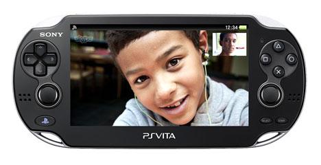 Mit der PS Vita skypen