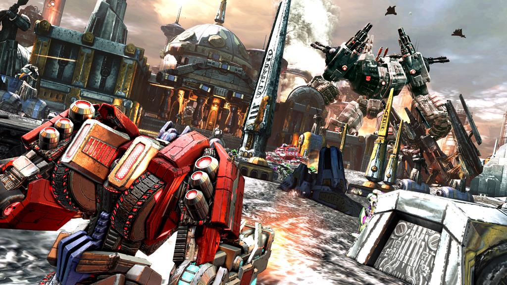 Gratis-Demo von Transformers – Der Untergang von Cybertron