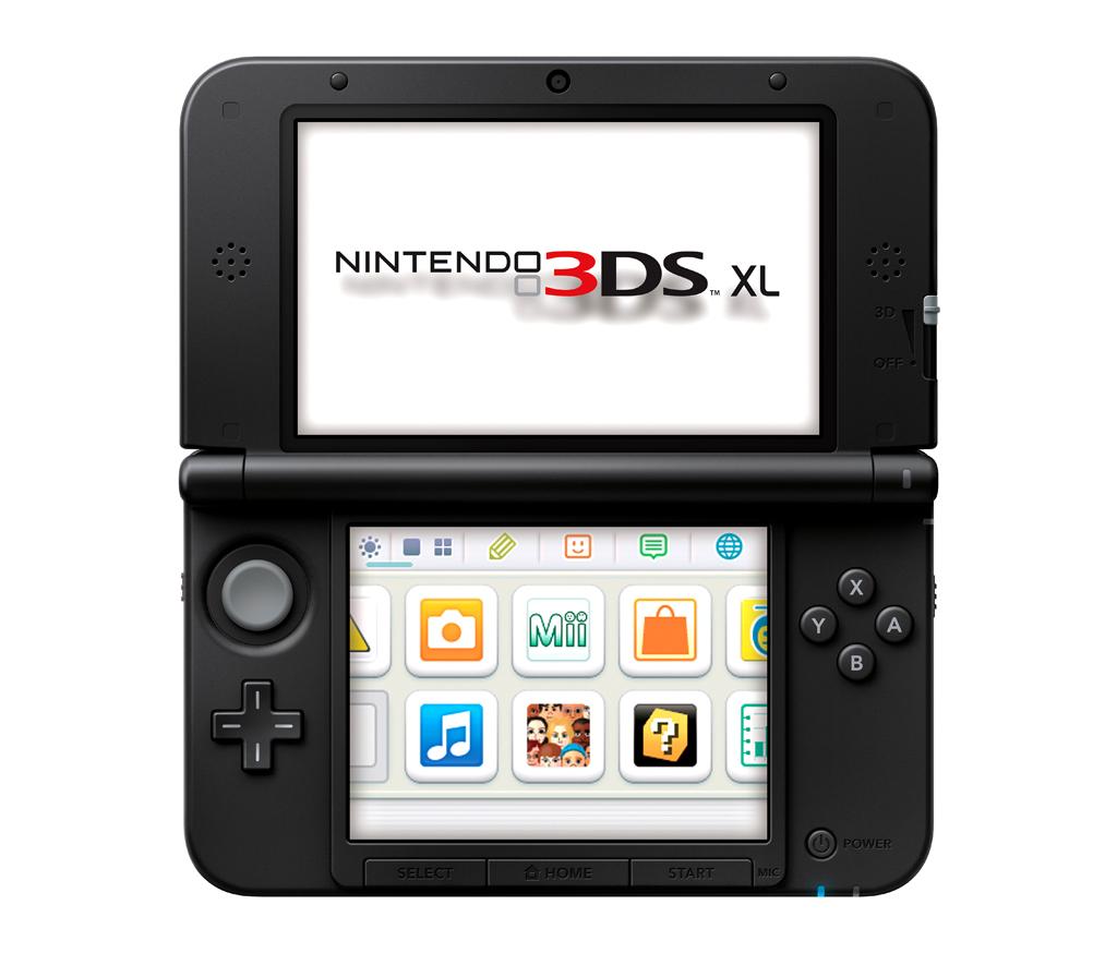 Der Nintendos 3DS ist groß geworden