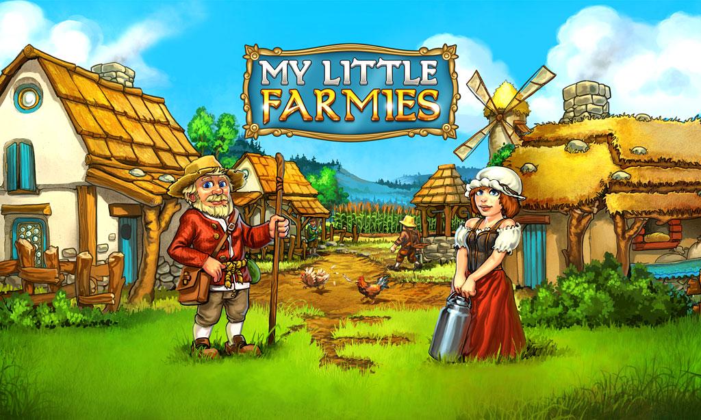 My Little Farmies – Geburtstagsgeschenke