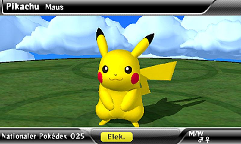Nintendo feiert 20 Jahre Pokémon
