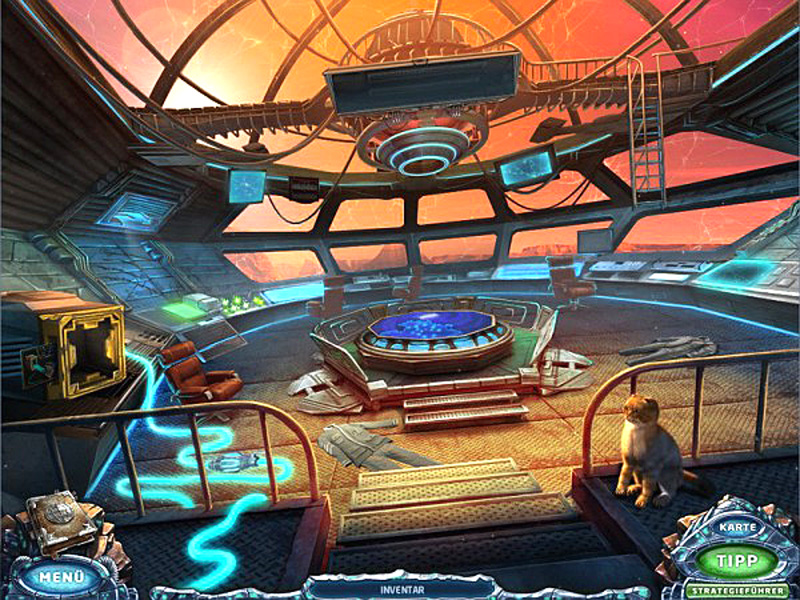 Ewige Reise – Das neue Atlantis