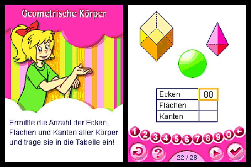 Bibi Blocksberg: Grundschule Mathe Klassen 1-4