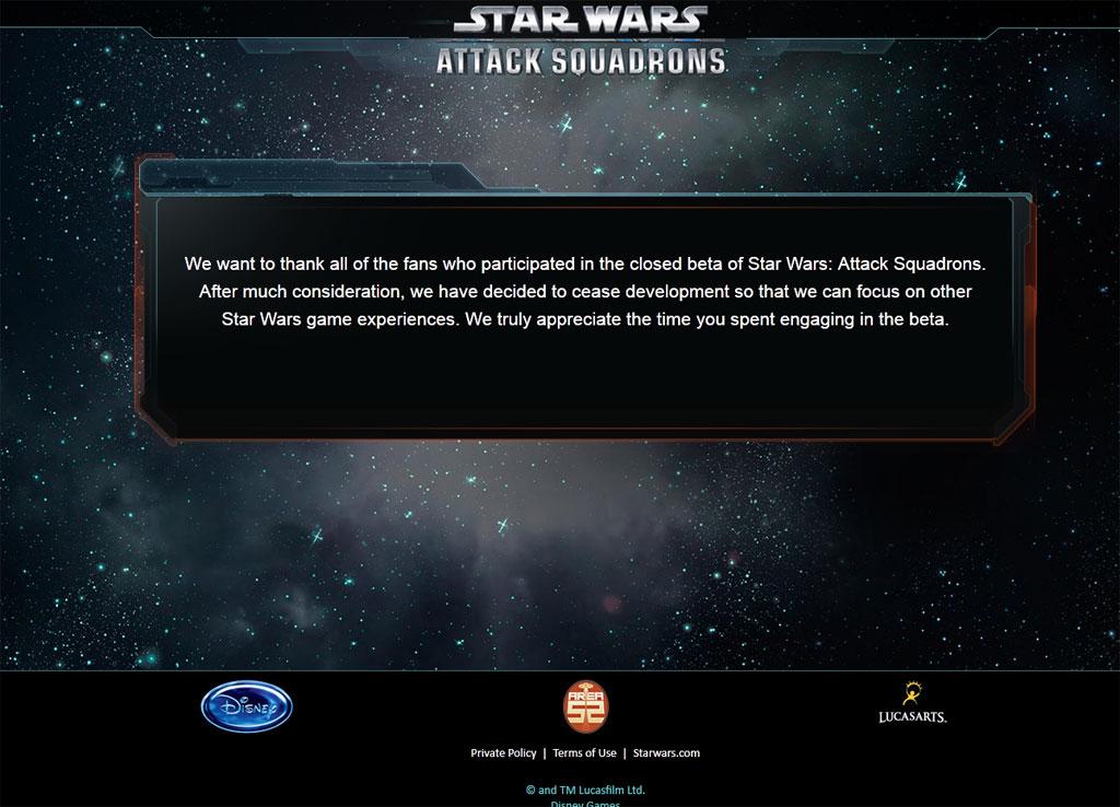 Da war die Macht wohl nicht mit Star Wars