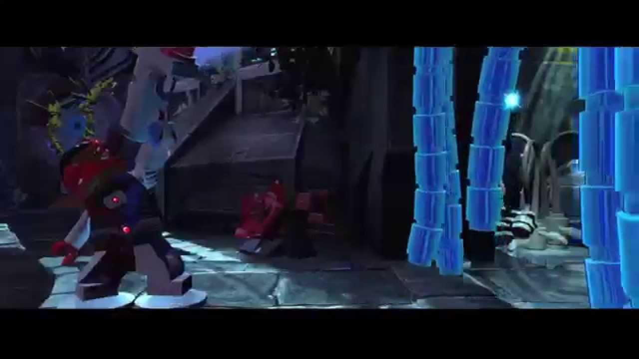 Lego Batman 3: Jenseits von Gotham – Comic-Con-Trailer