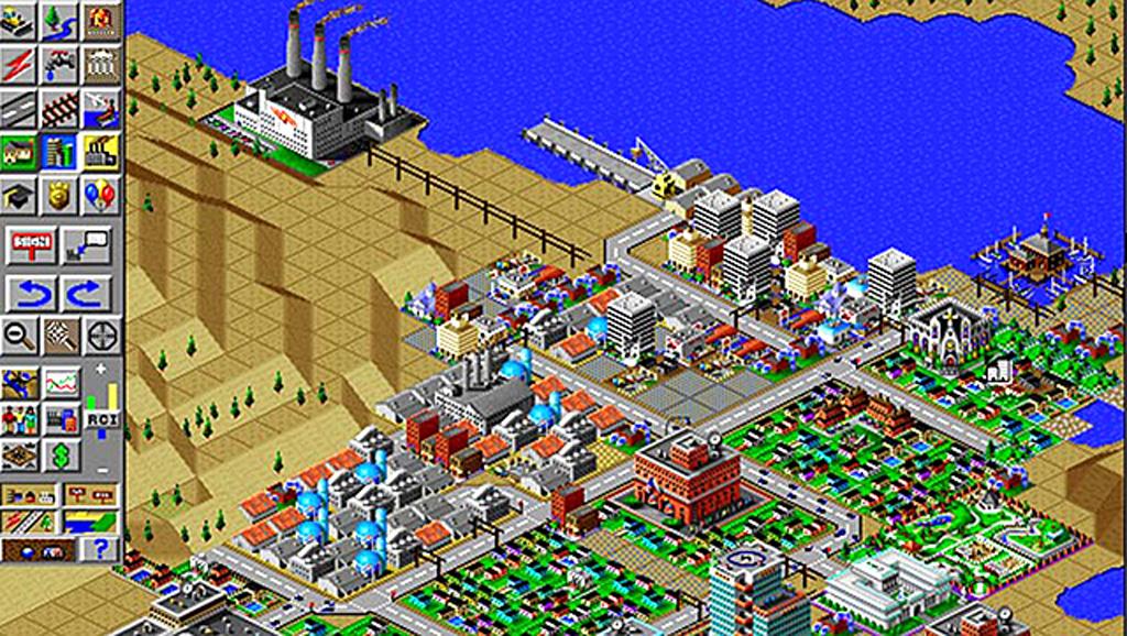 EA verschenkt Sim City 2000