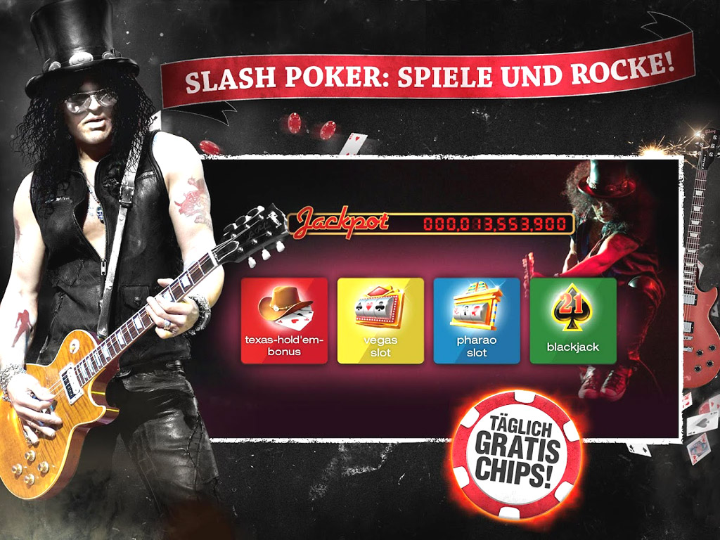 Big Break Poker: Slash Hold´em