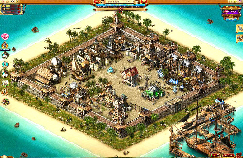 Pirates: Tides of the Fortune