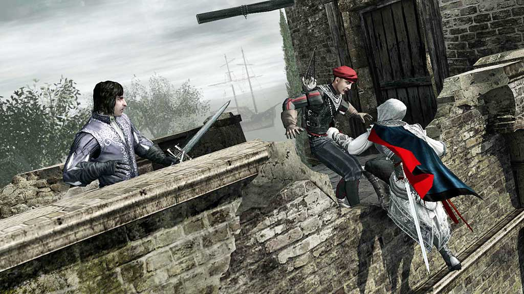 Assassin´s Creed 2: Schlacht um Forli
