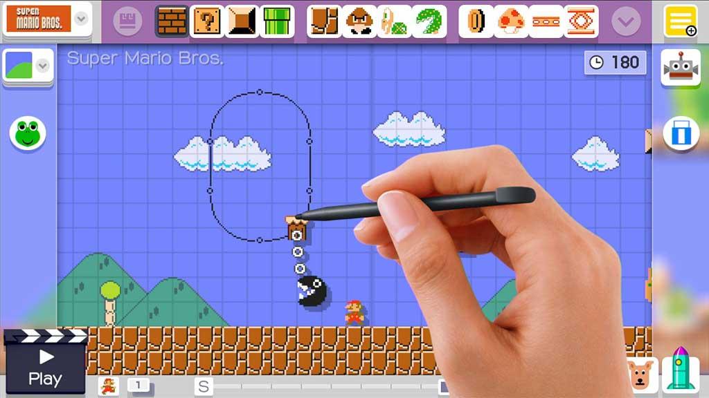 Super Mario Maker zum Bestpreis