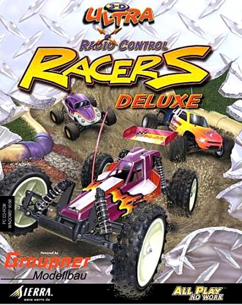 3D Ultra Pinball Radio Racers Deluxe
