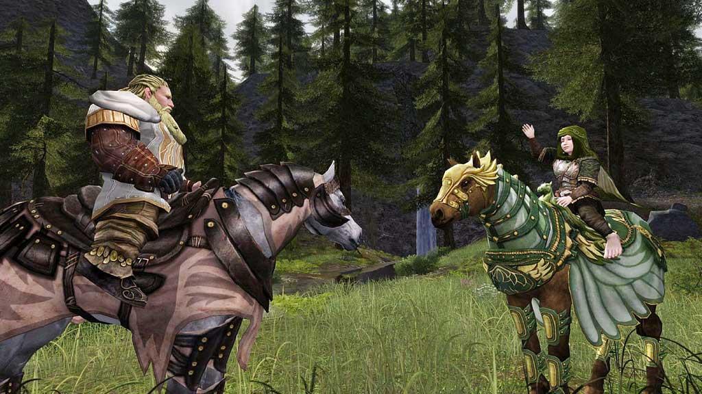 Der Herr der Ringe Online – Reiter von Rohan