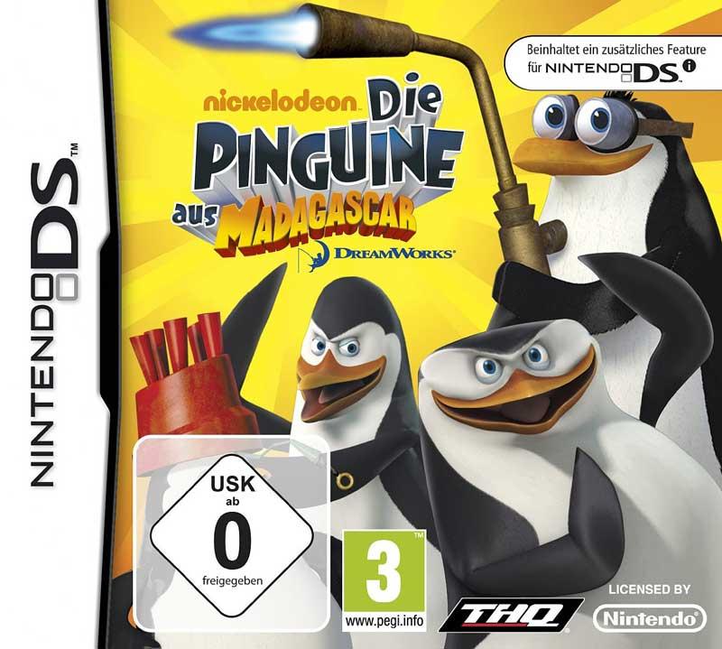 Die Pinguine aus Madagascar - Das Spiel › Games-Guide