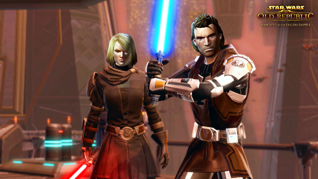 Star Wars: The Old Republic – Knights oft he Fallen Empire