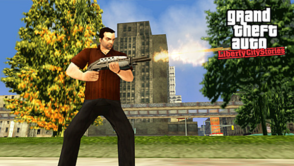 GTA – Grand Theft Auto: Liberty City Stories