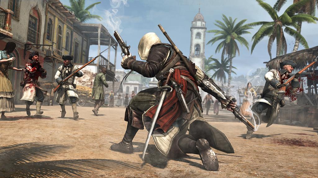 Assassin´s Creed 4: Black Flag