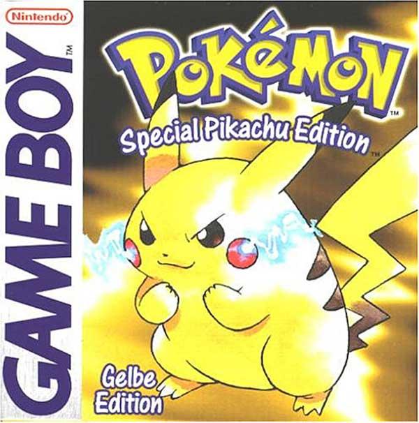 Die ersten Pokémon neu entdecken