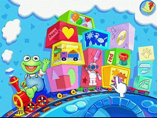 Muppet Babies – Farben und Formen