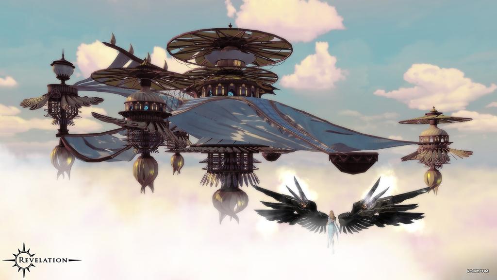 Drachenflügel für Revelation Online zu gewinnen!
