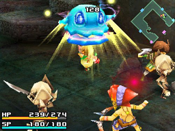 Final Fantasy Crystal Chronicles – Ring of Fate
