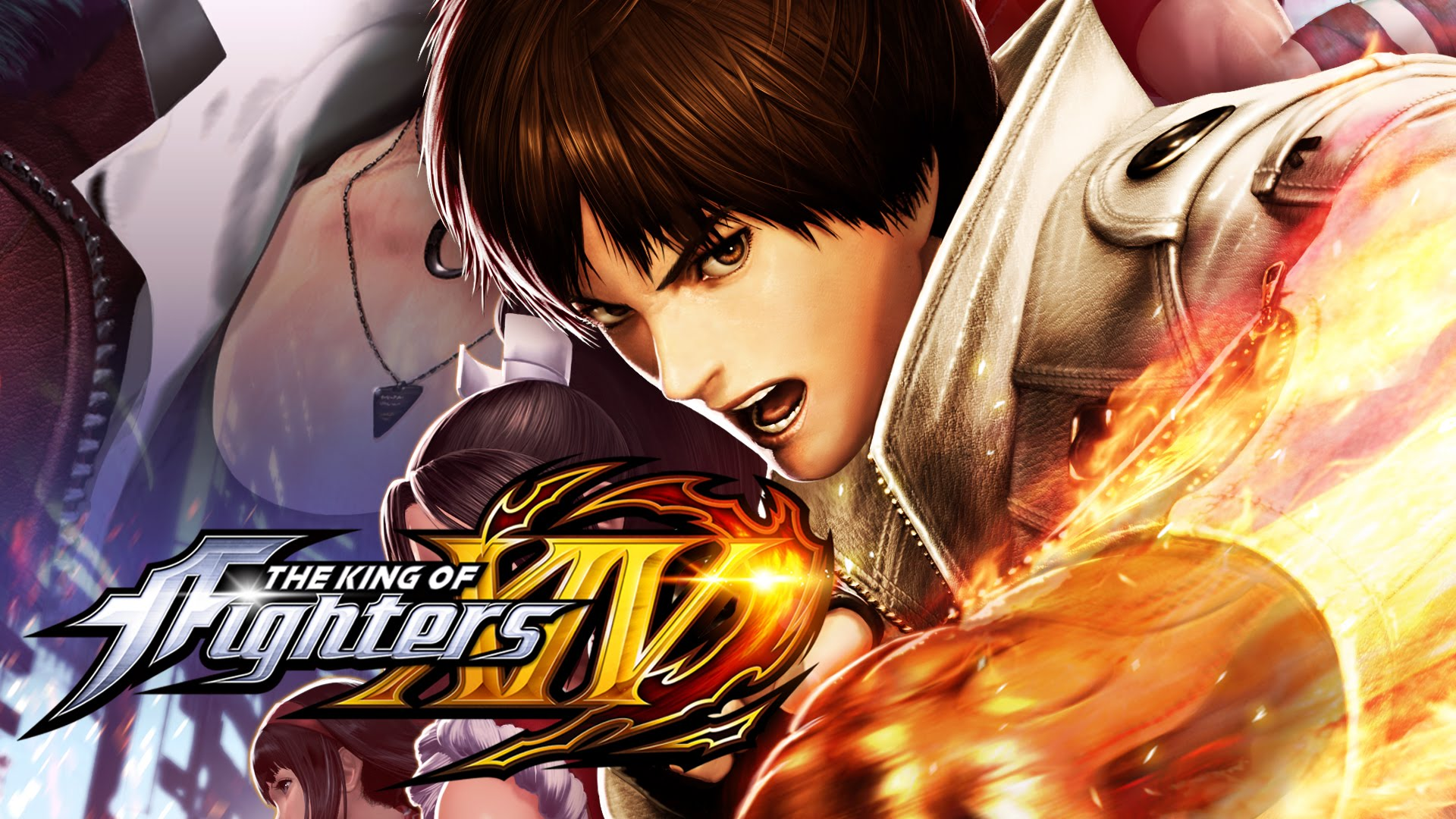 The King of Fighters XIV ist heute erschienen