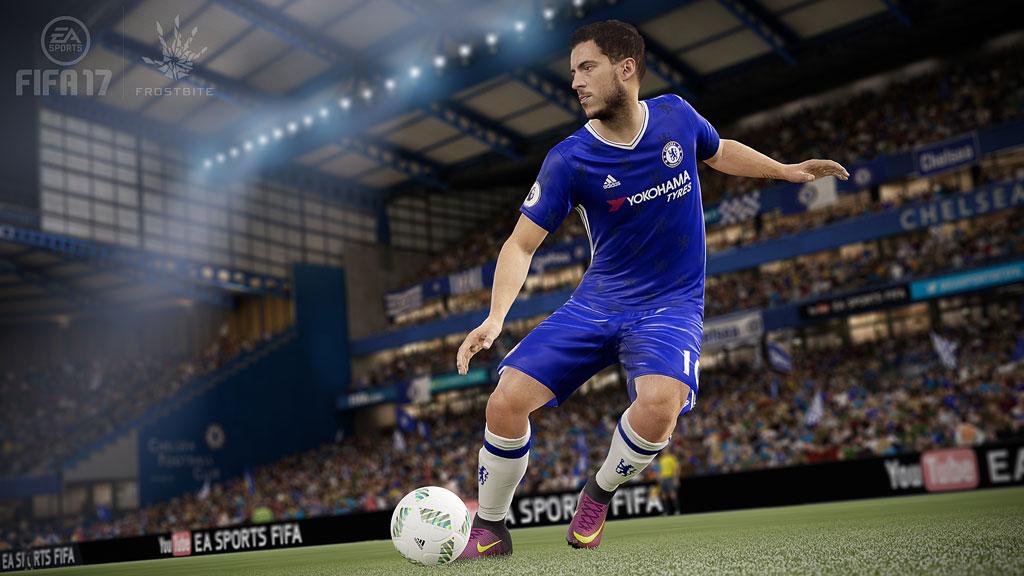 FIFA 17 für PS4 & Xbox One am Wochenende kostenlos