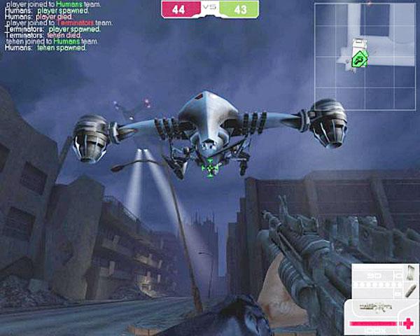 Terminator 3: Krieg der Maschinen