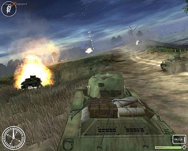 WWII: Tank Commander