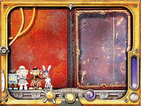 Albert und der Schatz in der Spielzeugkiste