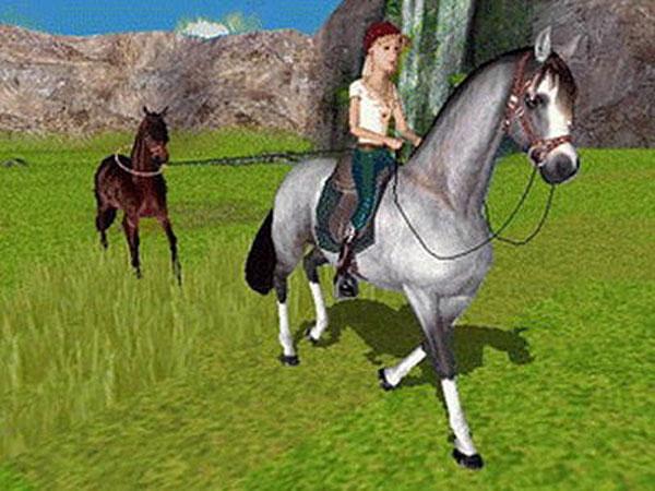 Barbie Pferdeabenteuer: Rettet die Wildpferde