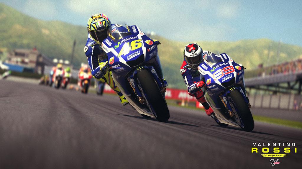 Valentino Rossi – The Game