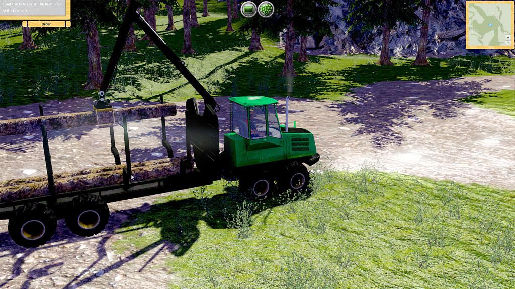 Forstmaschinen – Profis im Wald
