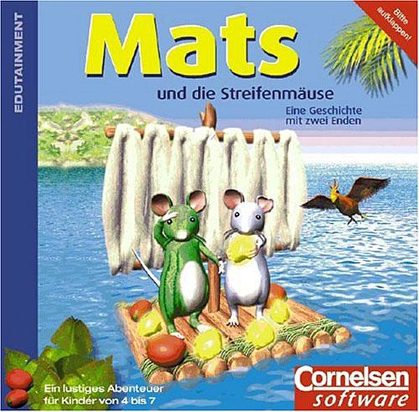 Mats und die Streifenmäuse
