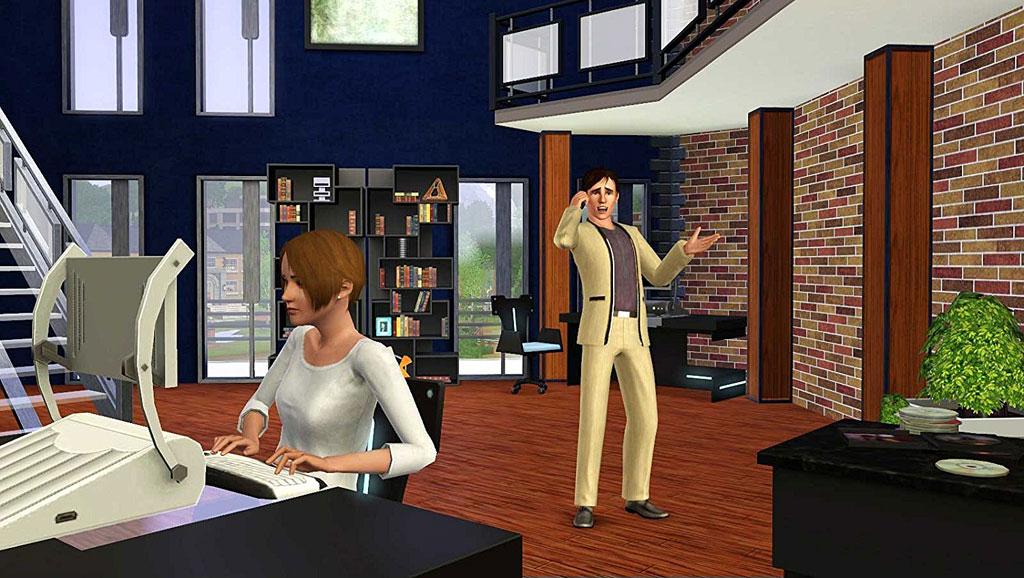 Die Sims 3 – Luxus Accessoires