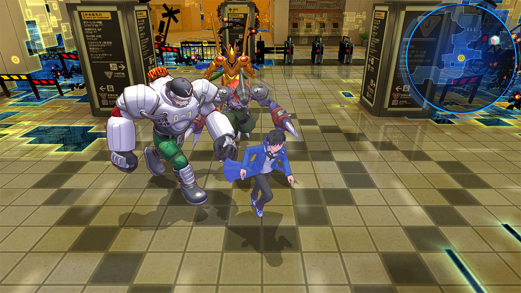 Digimon Story: Cyber Sleuth – Hacker´s Memory