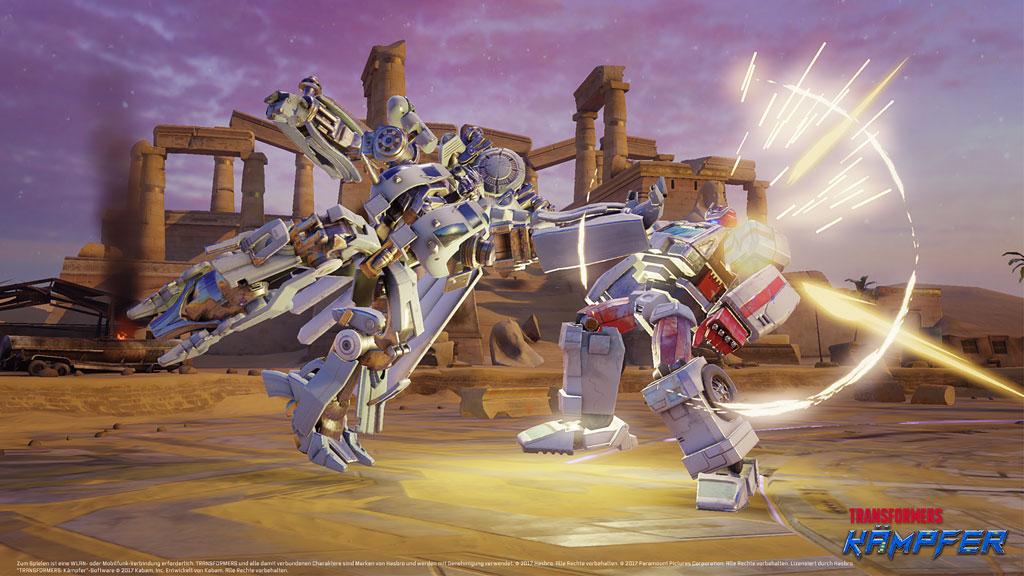 Transformers Kämpfer