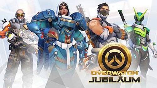 Overwatch: Gratiswochenende zum Jubiläum