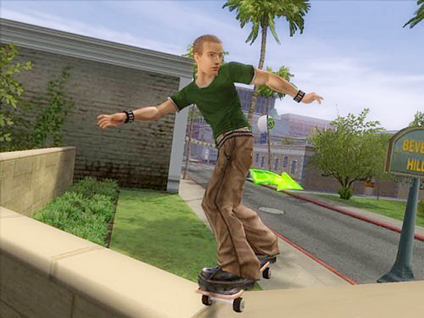 Tony Hawk´s American Wasteland