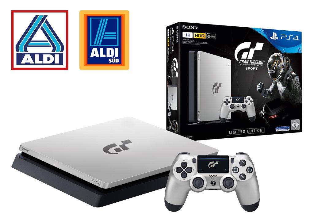 PS4-Schnäppchen bei Aldi