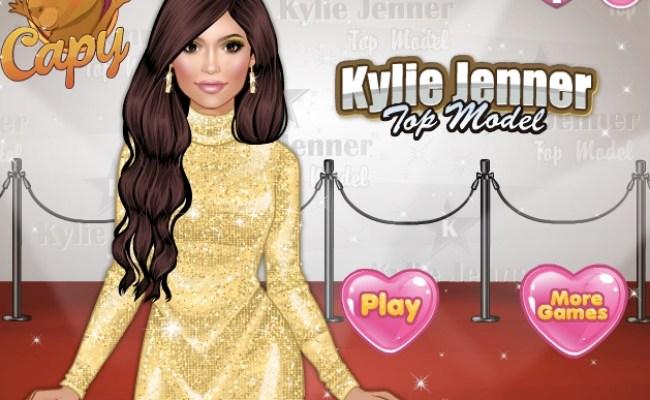 Kylie Jenner Top Model Girl Games