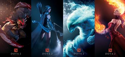 DotA 2 Posters Are Now Available At Valve Store - Games UtilitiesGames Utilities