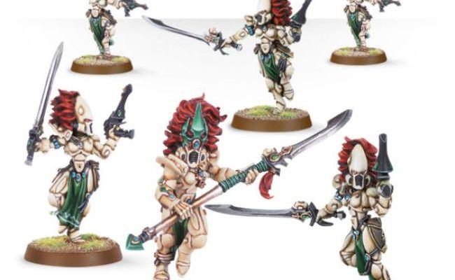 Eldar Cosmetics Warhammer 40 000 Eternal Crusade