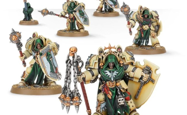Deathwing Knights Games Workshop Webstore