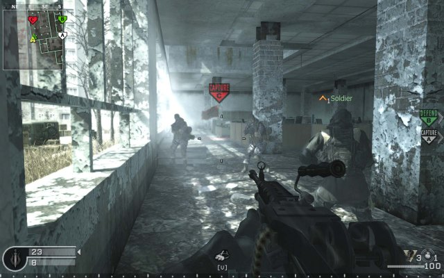 Call of Duty 4 Modern Wrafare PC Game Free Download 2.6 GB Compressed