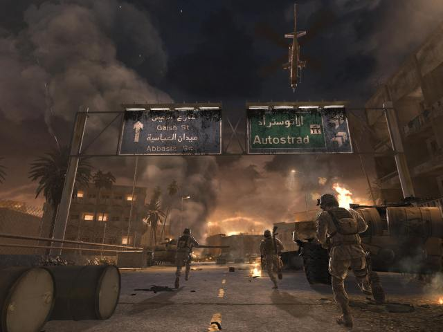 Call of Duty 4 Modern Wrafare 1 PC Game Free Download 2.6 GB Compressed