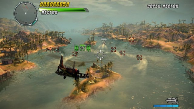 Thunder Wolves PC Game Free Download 1.3GB