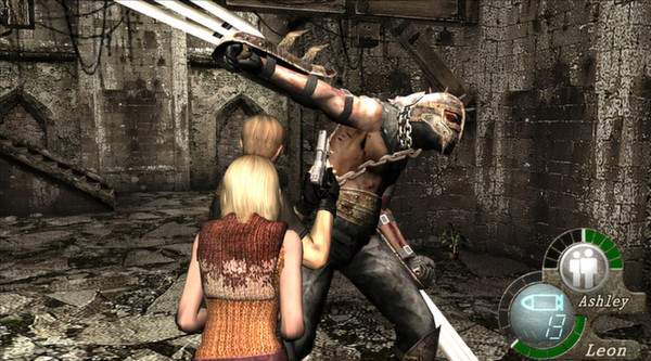 Resident Evil 4 Full Version Compressed PC Game Free Download